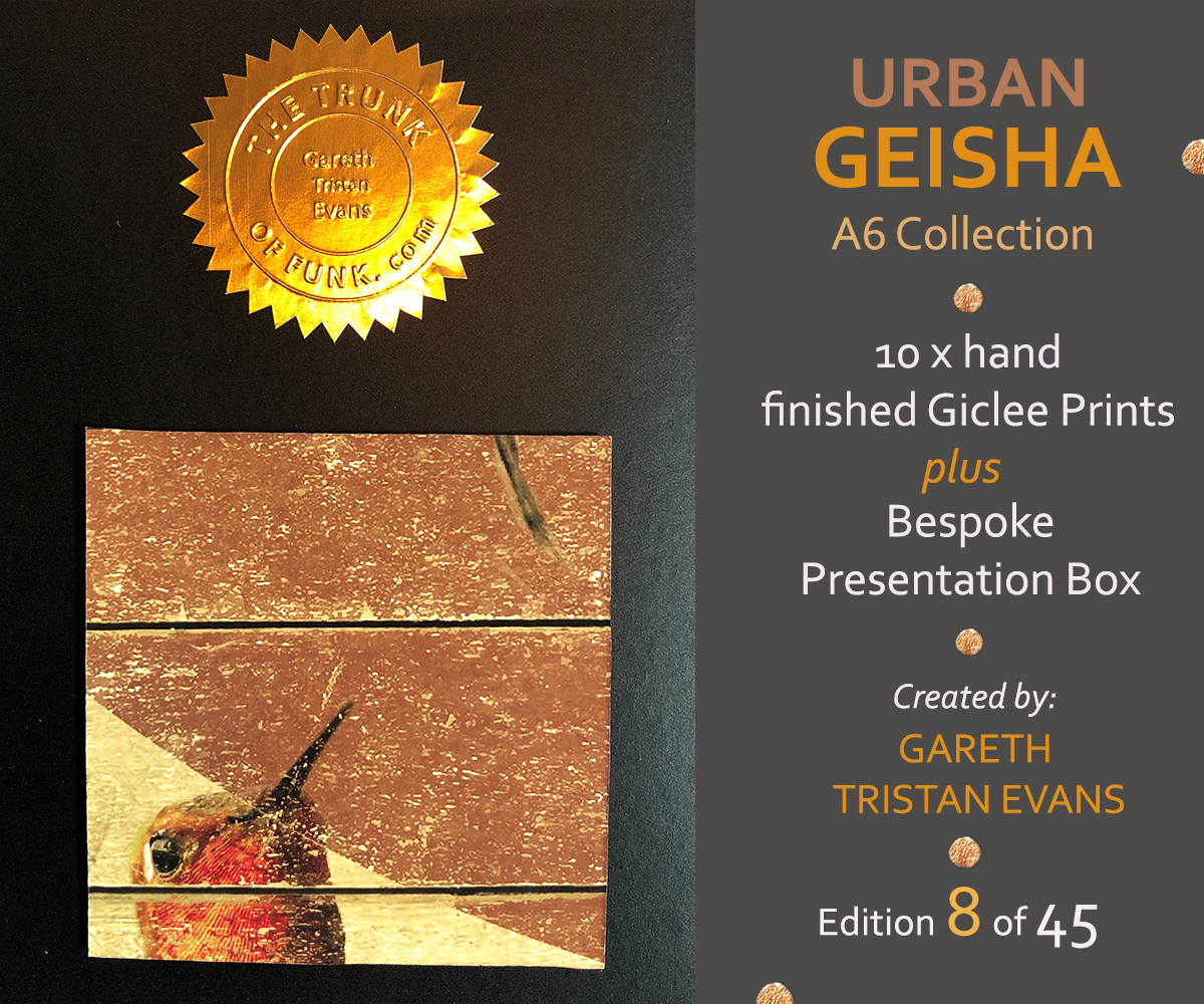 Urban Geisha A6 Collection edition 8 of 45